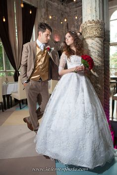 Dia és Robi - esküvő fotó