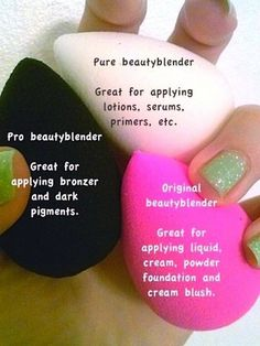 How to best use the beautyblender?