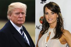 Donald Trump Reportedly Had 9-Month Affair with Playboy Model While Married to Melania