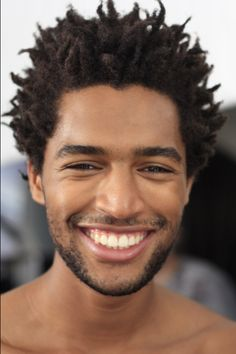 Jaw Dropping Men With Natural Hair! on @GdLknOutBlog