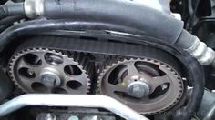 Chevy aveo timing belt and timing marks part1 youtube vehicles chevy aveo timing belt and timing marks part1 fandeluxe Image collections