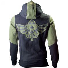 Hyrulian Crest hoody