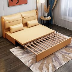 The best sleeper sofa & sofa transitional beds – Home Decor Bedroom Seating, Bedroom Bed Design, Small Room Bedroom, Living Room Decor Furniture, Space Saving Furniture, Sofa Cumbed Design, Interior Design, Sofa Sofa, Sofas