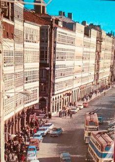 Montoto Multi Story Building, Pita, Buses, Landscapes, Vintage, Collection, Antique Photos, City, Landscape Photos