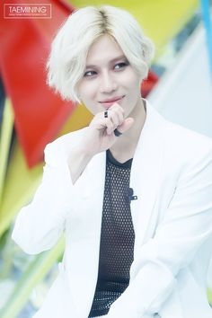 Lee Taemin. first sight I taugh he was a Joker from nowhere..