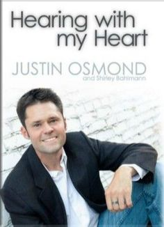 Growing up with a 90% hearing loss is hard for anyone, but being the son of Merrill Osmond, the lead singer of the world-renowned Osmonds, made deafness an even bigger challenge for Justin. StoriesAndSigns.com repined this because of it's important message.