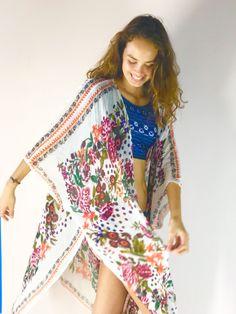 Summer Solstice Kimono
