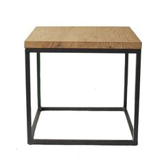 Idyll Home - Reclaimed Wood Side Table