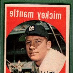 Fans  collectors will love this highly detailed 1959 Topps MICKEY MANTLE  10 PSA 4.5 New York YANKEES HOF!! from top rated, best selling. Item for sale is the item pictured: 1959 Topps  10 Mickey Mantle PSA 5. Item pictured. 1959 Topps MICKEY MANTLE  10 PSA 4.5 New York YANKEES HOF! #BaseballCards #baseballcard #Baseball #Cards #Sports #Deals #Collectibles #gifts