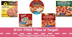 – Welcome The Crazy Coupon Chick Fans Target Deals, California Pizza, Frozen Pizza, Buy 1 Get 1, Coupon, Free, Pizza, Coupons