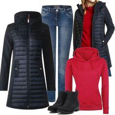 b75e53c848c201 Street One Softshell Mantel Babsi für Damen zum Nachshoppen auf Stylaholic