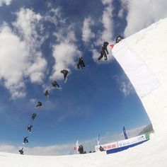 @sventhorgren x 11 throws down at #WCS2016! #GoPro #GoProSnow