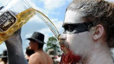 There's taking your beer seriously, and then there's commissioning a public works project to bring it directly to you: German metal festival Wacken Open Air has announced that it's constructing a pipeline in order to supply itself with life-giving booze. (Organizers are also building pipelines for w