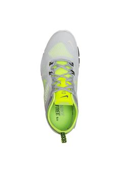 Nike Performance FREE TR FIT 4 - Trainings- / Fitnessschuh - ivory/volt/light ash - Zalando.de