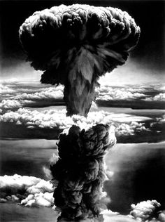 Robert Longo, Untitled (Nagasaki, B), Charcoal on mounted paper, 96 x 72 inches Nagasaki, Hiroshima, Charcoal Art, Charcoal Drawings, Illustration Art, Illustrations, Big Bang, Realistic Paintings, Amazing Paintings