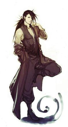 GreedLing. Fullmetal Alchemist Brotherhood  Credits to the artist