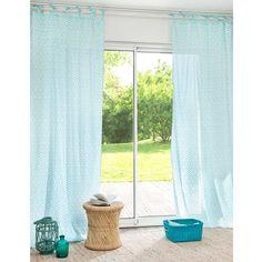 Amazing Rideau Bleu Pastel Idees - Idées décoration intérieure ...