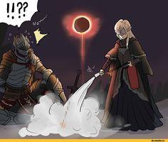 Fire keeper,DSIII персонажи,Dark Souls 3,Dark Souls,фэндомы,Soul of Cinder
