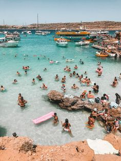 Malta Travel Guide Blue Lagoon | Sunday Chapter