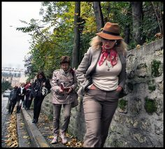 Montmartre in October - 16