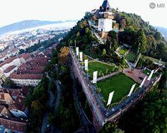 Graz-Austra Graz Austria, Europe, Mansions, House Styles, Travel, Salzburg, Cities, Austria, Mansion Houses