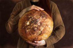 Rodinný chlieb - Chuť od Naty: Foodblog o chutnom jedle a zdravom živote Yummy Food, Tasty, Recipe Images, Pancakes, Breakfast, Morning Coffee, Delicious Food, Pancake, Crepes