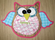 Too Stinkin' Cute: REAL PARTY ~ Night Owl Birthday Party