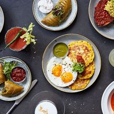 "Best London Brunch Restaurants  Gunpowder, Spitafields  The brillliantly reviewed ""home-style"" Indian restaurant in Spitafields has just started opening for weekend brunch, its tiny tables now host to huge flavours and a brilliant Bloody Mary with a wake up punch of chilli."