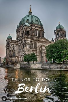 Discover the BEST things to do in Berlin! Plan where to go & what to see with this guide to the top attractions & places to visit in Berlin in Berlin Travel, Germany Travel, Europe Travel Guide, Europe Destinations, Romantic Vacations, Romantic Travel, Romantic Destinations, Holiday Destinations, Berlin Ick Liebe Dir