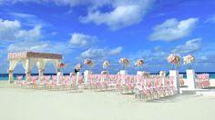 Wedding in paradise. Atoll Decor  #travel #photography #ideas #paradise #island