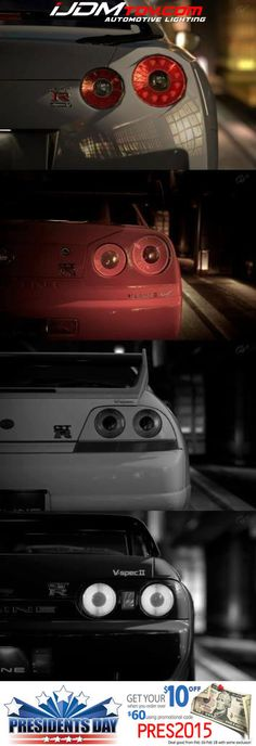 Quick! Take $10 off $60 until 2/18/15 with code CARLOVE15. Get your LED game on.   http://store.iJDMTOY.com  #GTR #skyline #Nissan #iJDMTOY #LED #JDM #iJDMTOY #JDMCulture #EatSleepJDM #cars #CarParts #CarLights #LED #sale #promo #discount #fitment