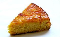 Flourless Orange Cake with Orange Syrup - Citrus and Candy Homemade Sweets, Homemade Cakes, Wheat Free Recipes, Low Carb Recipes, Banting Recipes, Vegan Recipes, Flourless Orange Cake, Orange Sponge Cake, Greek Cake