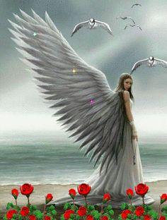 Espacio Angelico y Nuestros Hermanos los Elementales: Los ángeles, los arcángeles, los serafines, los qu...
