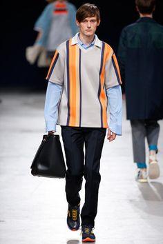 Kolor Spring 2015 Menswear Collection Slideshow on Style.com