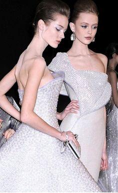 Armani Prive haute couture S/S 2010