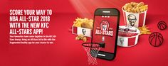 The easiest way to win 2018 NBA All-Star game tickets thanks to KFC Canada! Kfc Canada, Game Tickets, Real People, Wine Recipes, All Star, Nba, Stars, Games, Easy