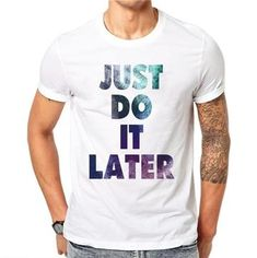 647d27d89e28 Men s. Just Do ItCasual ShortsShirt StylePrinted ShortsPrinted TeesScreen  PrintingCrew NeckLatest T ShirtShort Sleeves