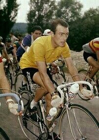 Tour de France 1958. Charly Gaul.