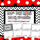 Have fun celebrating your 100th day of school with this fun mini book!   Your students will have fun illustrating, and counting 10 items on each page. They will also be completing a math problem on each page, by adding 10 more.   When your fun little book is complete, you will have 100 drawings to be proud of!