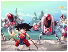 Goku vs patrulla roja Ilustración que hice en el 2013 Dibujo y color: Hedwin Zaldivar  Goku vs Red ribbon Illustration I did in 2013 Drawing and Color: Hedwin Zaldivar  #akiratoriyama #amime #aventura #colorist #comic #dibujante #dibujantes #dragonball #dragonballz #fanart #fantasy #fighter #goku #illustrations #ilustracion #ilustrador #manga #mangaanime #dragonballdragon #gokudragonball #gokudragon #esferasdeldragon #dibujantemexicano #redribbon #redribbonarmy #patrullaroja
