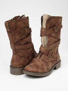Biscayne Boots - Roxy