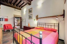 Check out this awesome listing on Airbnb: Campo dei Fiori in Rome