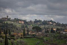 Colli Fiorentini.Florence, Italy