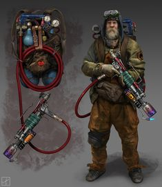 Character by pavellkid on deviantart gaming (sci-fi Game Concept Art, Character Concept, Character Art, Cyberpunk, Apocalypse World, Zombie Apocalypse, Artwork Cd, Mad Max, Art Fallout