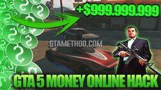 GTA 5 Hack Money Online, GTA 5 Money Hack, GTA V Online Money Hack