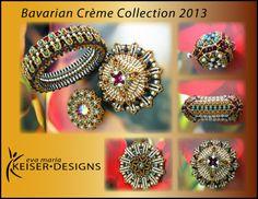 Collection: Bavarian Crème | 2013 - Eva Maria Keiser Designs