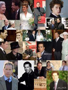 David, Viscount Linley ~ son of Princess Margaret and Antony Armstrong Jones, nephew of Queen Elizabeth