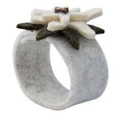 portatovagliolo feltro Felt Diy, Xmas, Christmas, Gadgets, Creative, Handmade, Bracelets, Napkins, Embellishments