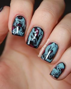 17 best nail art smoke  fire images  nail art nail