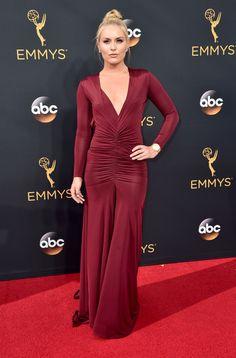 369d34645f3 Lindsey Vonn Evening Dress. Lindsey Vonn PhotosPrimetime Emmy Awards 2017 Celebrity ...